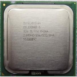 INTEL CELERON D 336 2.8GHZ/256/533 S775
