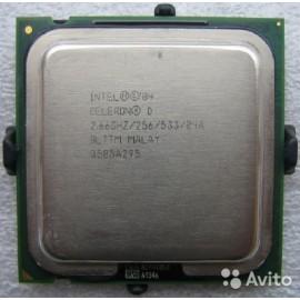 INTEL CELERON D 2.66GHZ/256/533 S775