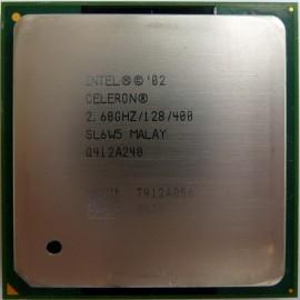 INTEL CELERON 2.6GHZ/128/400 SOCKET 478