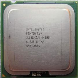 INTEL PENTIUM 4 520 2.8GHZ1M/800 SOCKET 775