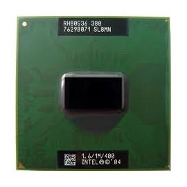 INTEL CELERON M 1.6GHZ/1M/400 SOCKET mPGA478C