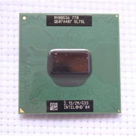INTEL PENTIUM M 770 2.13GHZ/2/533 SOCKET mPGA478C