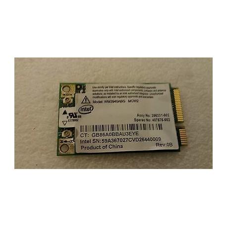 INTEL WM3945ABG MOW2 407676-002 WIRELESS CARD