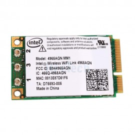 INTEL WIRELESS-N WIFI LINK 4965AGN MM1