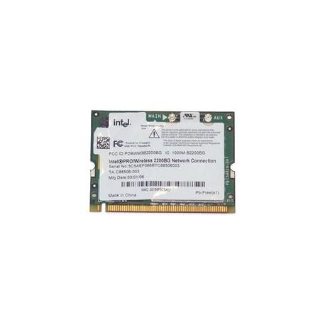 INTEL PRO/WIRELESS 2200BG MINI-PCI