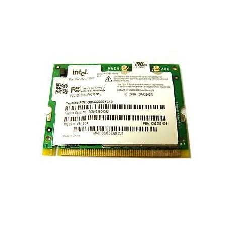 TOSHIBA G86C0000X310 WIRELES MINI-PCI CARD