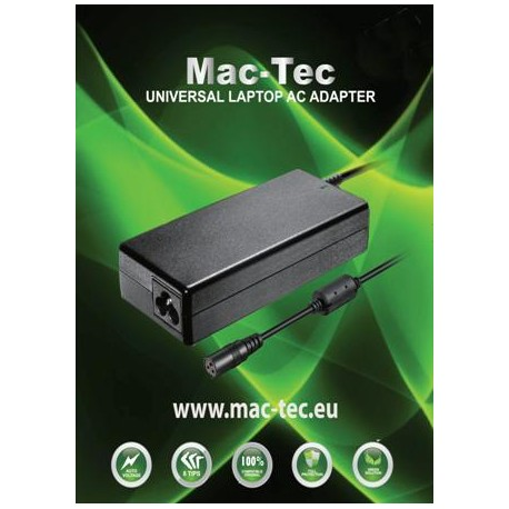 ΤΡΟΦΟΔΟΤΙΚΟ LAPTOP UNIVERSAL MAC-TEC 40WATT