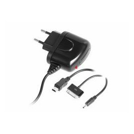 TRACER HOME CHARGER COMBO IPHONE3/4 ANDROID 0.75MM 5VOLT 2.1A