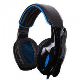 SADES SA-711 GAMING HEADSET CHOPPER BLUE