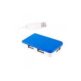 APPROX 4 PORT USB TRAVEL HUB ΜΠΛΕ