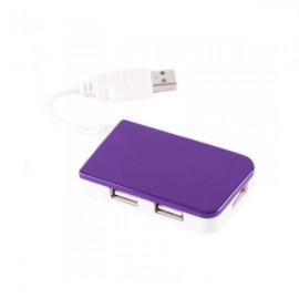 APPROX 4 PORT USB TRAVEL HUB ΜΩΒ