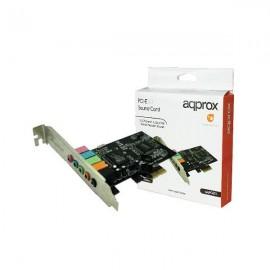 ΚΑΡΤΑ ΗΧΟΥ APPROX PCI-E 5.1 APPPCIE51