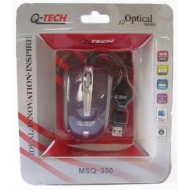 Q-TECH MSQ-300 3D OPTICAL MOUSE USB